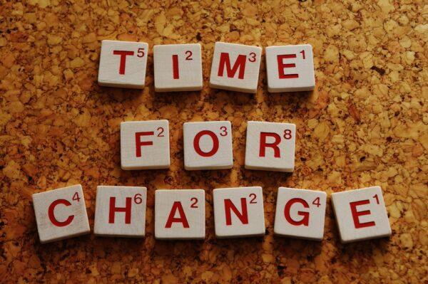 De verandering begint van onderop…..